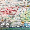 Littering in the Lone Star State
