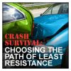 Minimize Collision Damage: Take the Path of Least Resistance