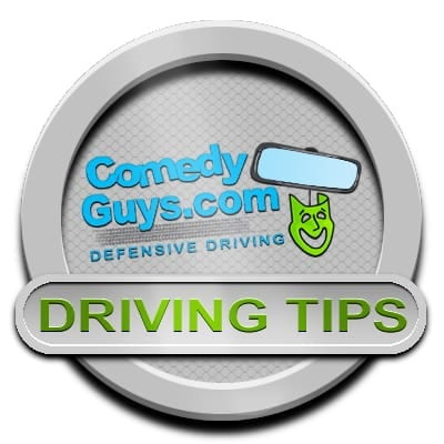 comedy guys defensive driving tips safe following distance