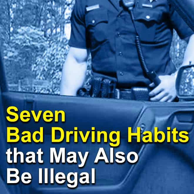 comedy guys defensive driving blog illegal driving habits