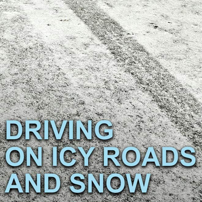 comedy guys defensive driving blog driving on icy roads and snow