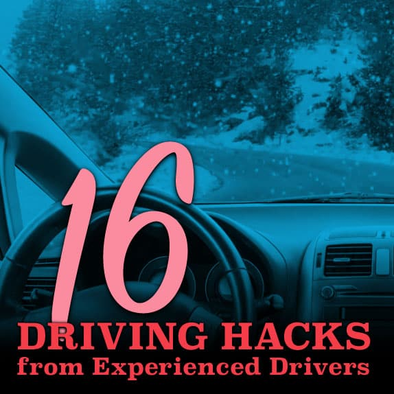 driving hacks from experienced drivers video